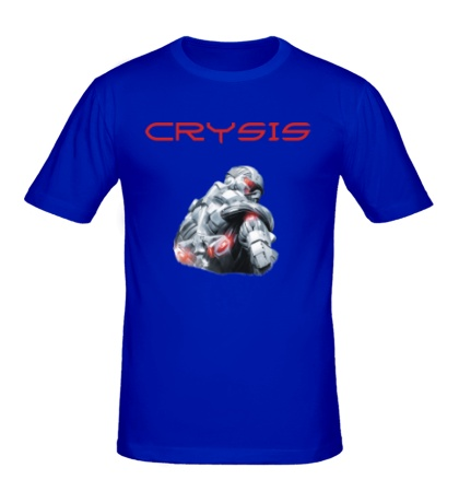 Мужская футболка Crysis Unit