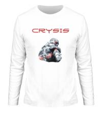 Мужской лонгслив Crysis Unit