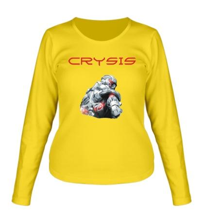 Женский лонгслив Crysis Unit