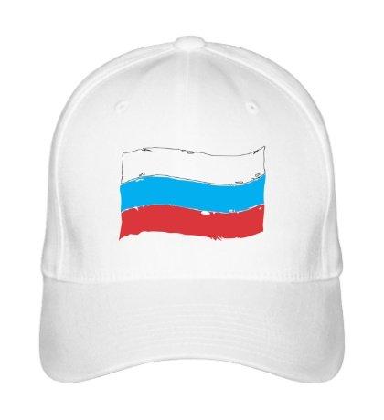 Бейсболка Российский флаг