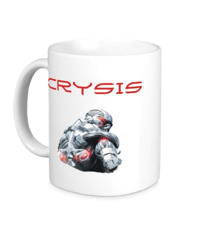 Керамическая кружка Crysis Unit