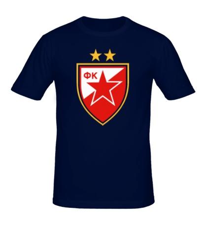 Мужская футболка ФК Црвена Звезда