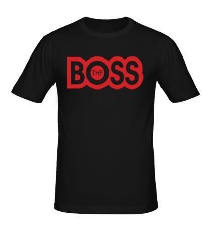 Мужская футболка The Boss