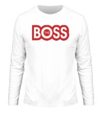 Мужской лонгслив The Boss