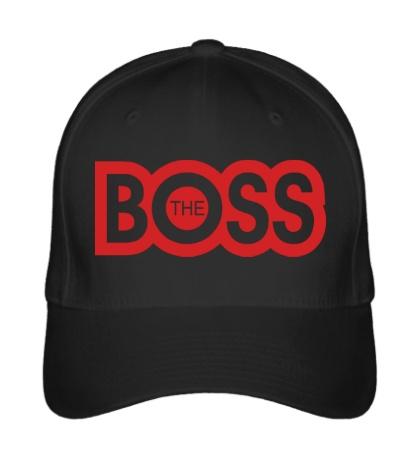 Бейсболка The Boss