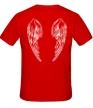 Мужская футболка «Крылья Ангела» - Фото 2