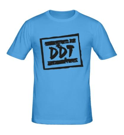 Мужская футболка ДДТ