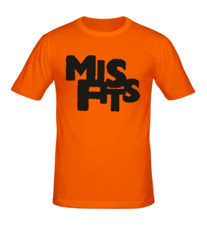 Мужская футболка Отбросы