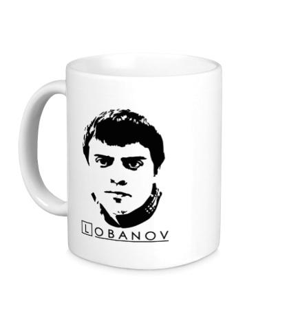 Керамическая кружка Lobanov MD