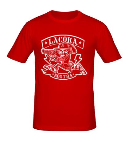 Мужская футболка Lacoka Nostra