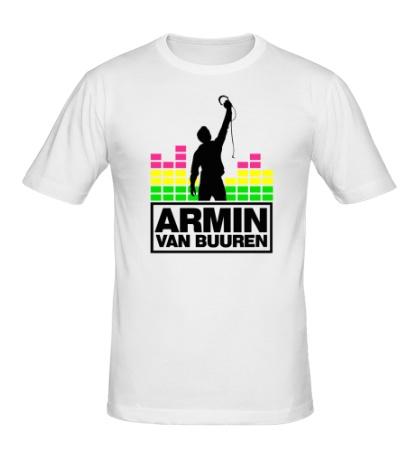 Мужская футболка Armin van Buuren Music