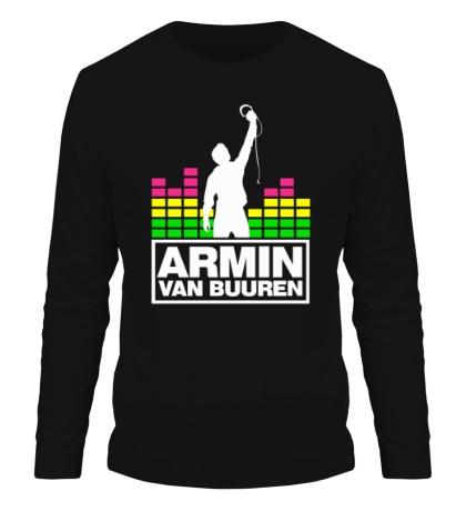 Мужской лонгслив Armin van Buuren Music