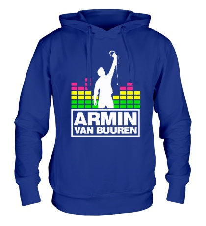Толстовка с капюшоном Armin van Buuren Music