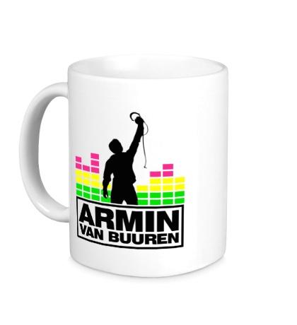 Керамическая кружка Armin van Buuren Music