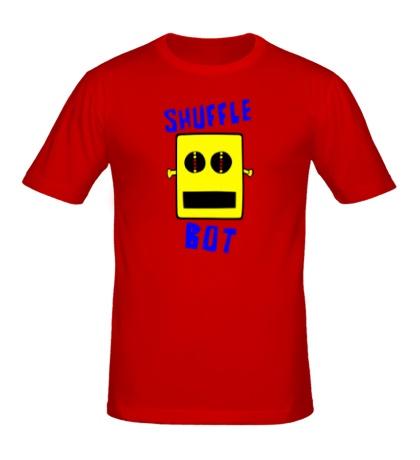 Мужская футболка Shuffle Bot