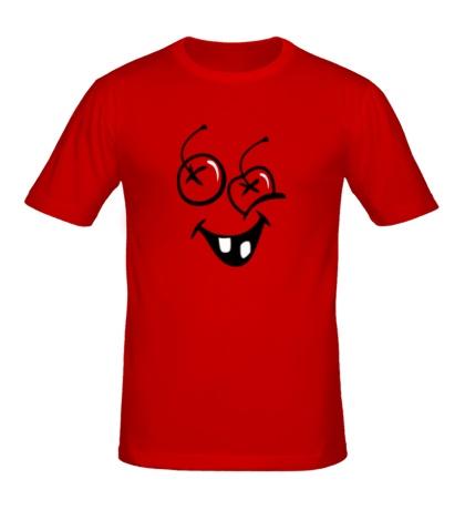 Мужская футболка Глаза-вишенки