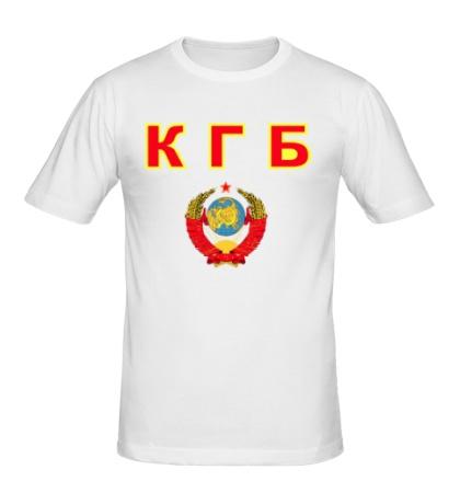 Мужская футболка КГБ