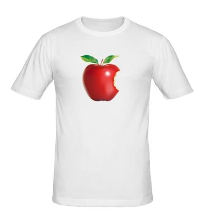 Мужская футболка Яблочко