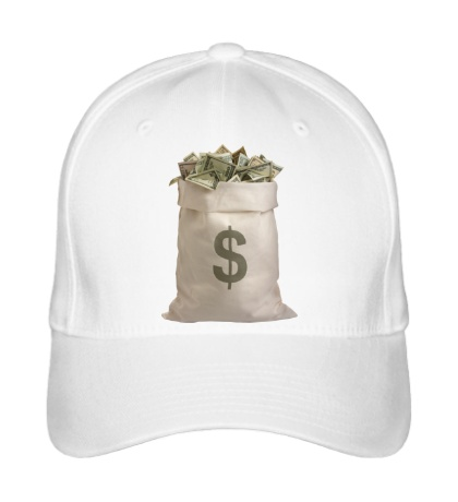 Бейсболка Мешок с деньгами