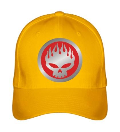 Бейсболка The Offspring Symbol