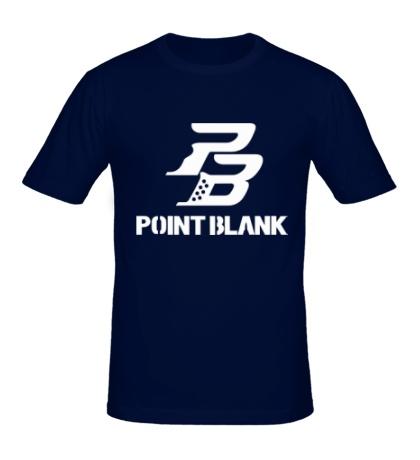 Мужская футболка Point Blank