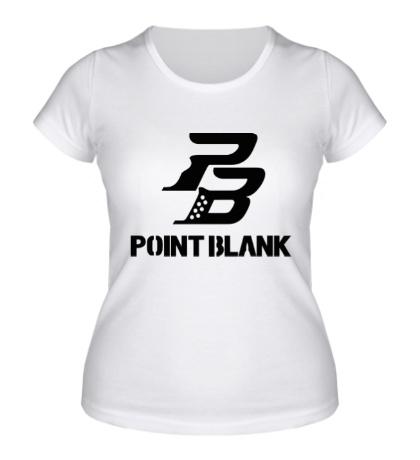 Женская футболка Point Blank