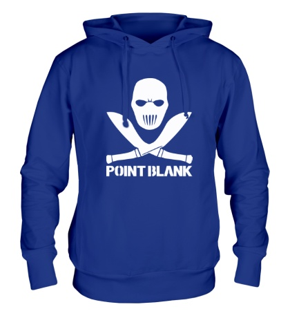 Толстовка с капюшоном Point Blank Mask