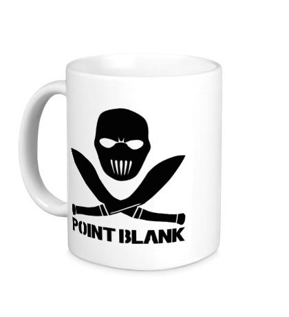 Керамическая кружка Point Blank Mask