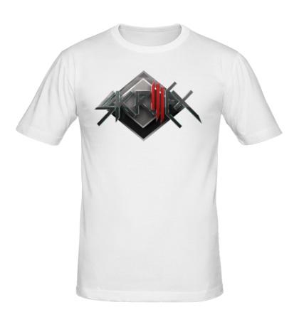 Мужская футболка Skrillex Shield
