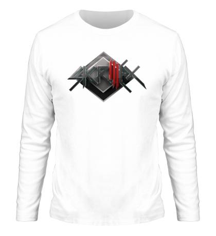 Мужской лонгслив Skrillex Shield
