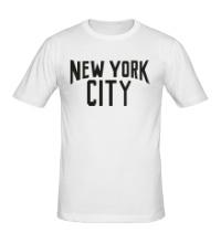 Мужская футболка New York City