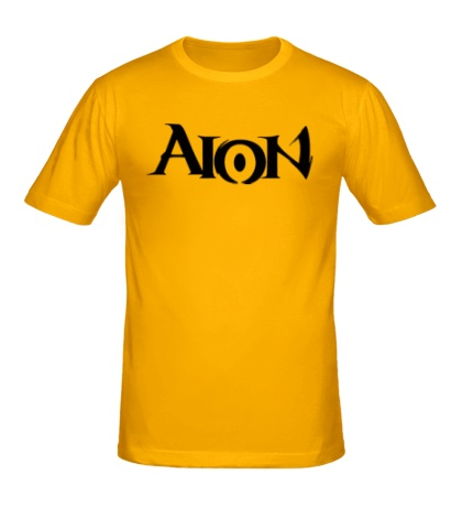 Мужская футболка Aion