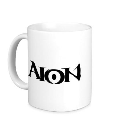 Керамическая кружка Aion
