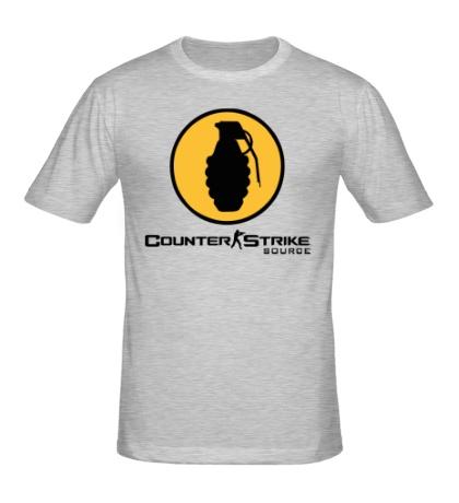 Мужская футболка Counter-Strike: Source