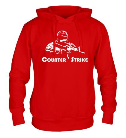 Толстовка с капюшоном Counter-Strike Unit