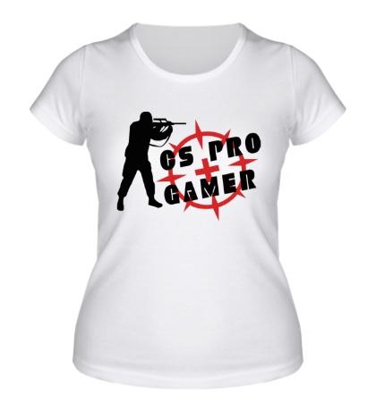Женская футболка CS Pro Gamer