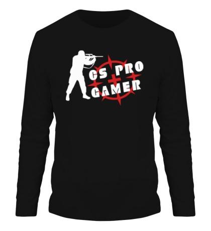 Мужской лонгслив CS Pro Gamer