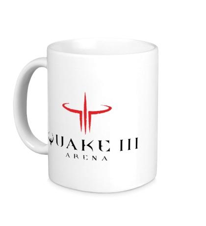 Керамическая кружка Quake 3 Arena