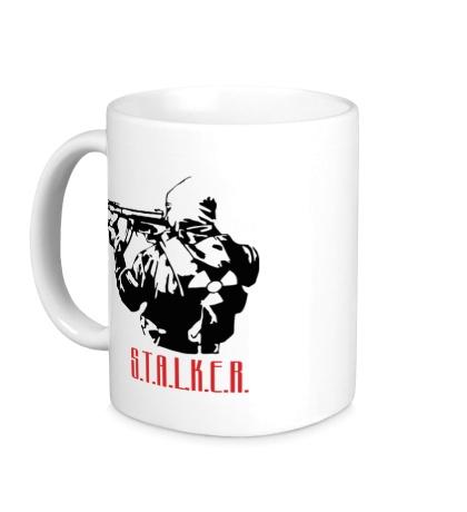 Керамическая кружка STALKER Solider