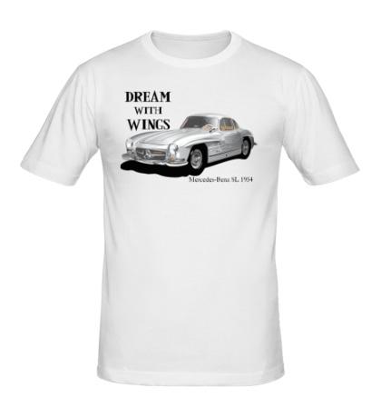 Мужская футболка Mercedes-Benz SL 1954