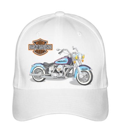 Бейсболка Мотоцикл Харлей