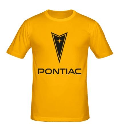 Мужская футболка Pontiac