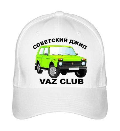 Бейсболка ВАЗ, советский джип