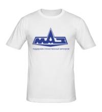 Мужская футболка МАЗ