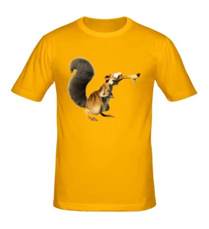Мужская футболка Скрэт