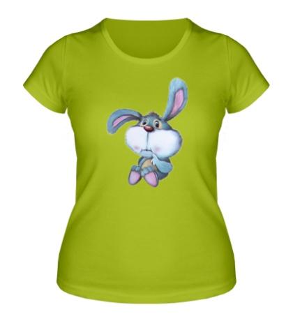 Женская футболка Ласковая зая