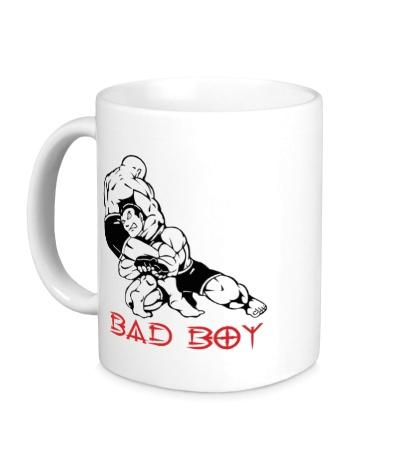 Керамическая кружка Bad Boy: Mix Fight