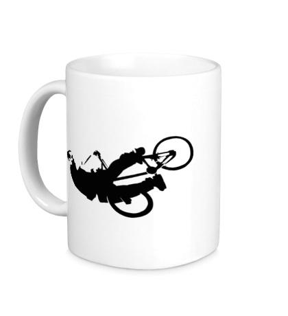 Керамическая кружка BMX Boy
