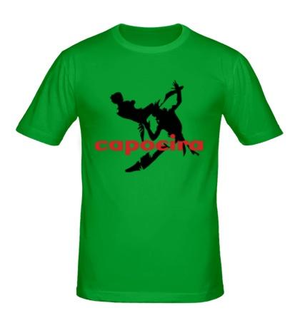 Мужская футболка Capoeira