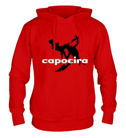 Толстовка с капюшоном Capoeira